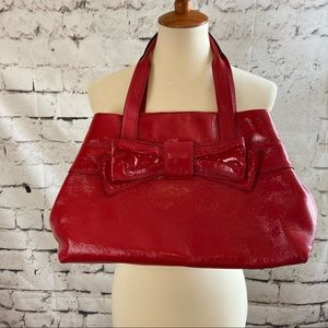 Kate Spade Patent Leather Mary Anne Shoulder Bag